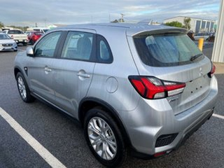2019 Mitsubishi ASX XD MY20 ES 2WD Sterling Silver 1 Speed Constant Variable Wagon.