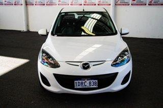 2011 Mazda 2 DE MY10 Neo 4 Speed Automatic Hatchback.