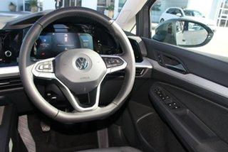 2021 Volkswagen Golf 8 MY21 110TSI Grey 6 Speed Manual Hatchback