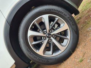 2018 Kia Sorento UM MY19 AO Edition White 8 Speed Sports Automatic Wagon