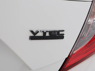 2016 Honda Civic MY16 VTi-L White Continuous Variable Sedan
