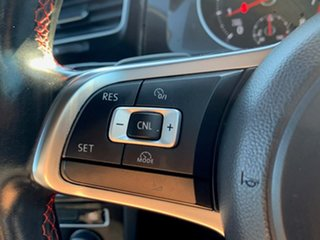 2016 Volkswagen Golf VII MY17 GTI DSG White 6 Speed Sports Automatic Dual Clutch Hatchback