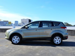 2013 Ford Kuga TF Ambiente 2WD Gold 6 Speed Manual Wagon