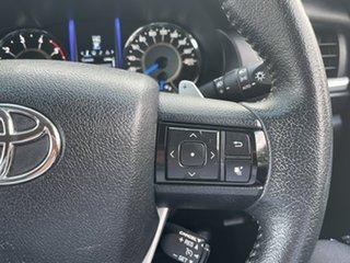 2018 Toyota Fortuner GUN156R Crusade Silver 6 Speed Automatic Wagon