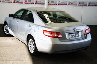 2010 Toyota Camry ACV40R 09 Upgrade Altise Silver Ash 5 Speed Automatic Sedan.