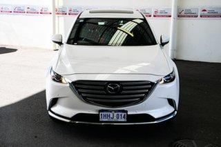 2019 Mazda CX-9 MY19 GT (FWD) White 6 Speed Automatic Wagon.