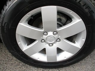 2014 Holden Captiva White 4 Speed Automatic Wagon