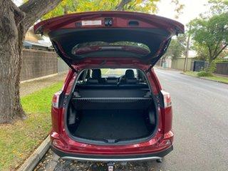 2017 Toyota RAV4 ASA44R Cruiser AWD Red 6 Speed Sports Automatic Wagon