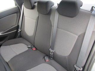 2011 Hyundai Accent RB Active Grey 5 Speed Manual Sedan