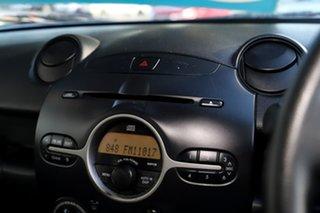 2008 Mazda 2 DE10Y1 Neo Green 4 Speed Automatic Hatchback