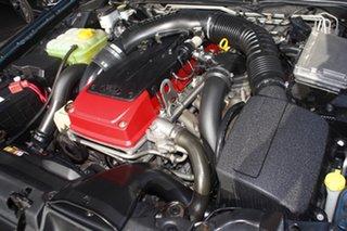 2011 Ford Falcon FG MkII XR6 Ute Super Cab Turbo Blue 6 Speed Manual Utility
