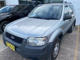 2005 Ford Escape ZB XLS Silver 4 Speed Automatic SUV