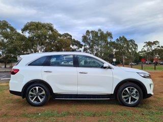 2018 Kia Sorento UM MY19 AO Edition White 8 Speed Sports Automatic Wagon.