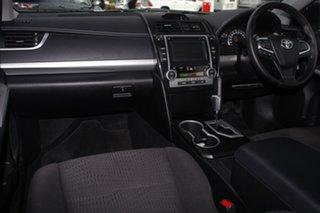 2015 Toyota Camry ASV50R Atara S White 6 Speed Sports Automatic Sedan