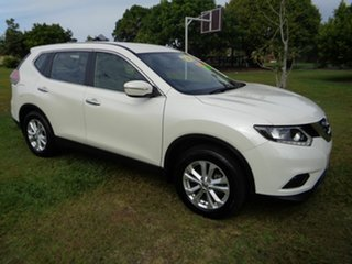 2014 Nissan X-Trail T32 ST X-tronic 2WD White 7 Speed Constant Variable Wagon