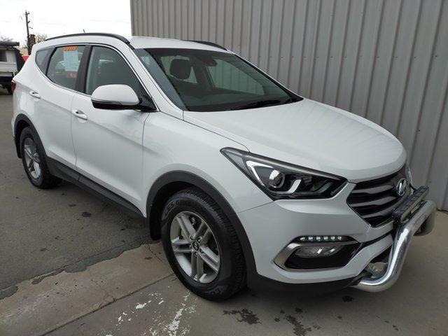 Used Hyundai Santa Fe DM5 MY18 Active Horsham, 2018 Hyundai Santa Fe DM5 MY18 Active 6 Speed Sports Automatic Wagon
