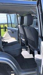 2010 Toyota Landcruiser VDJ76R GXL Silver 5 Speed Manual