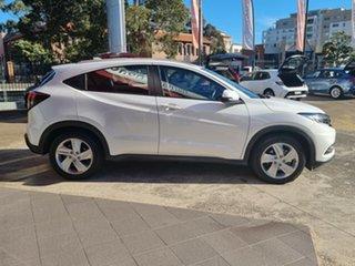 2020 Honda HR-V MY20 VTi-S White 1 Speed Constant Variable Hatchback