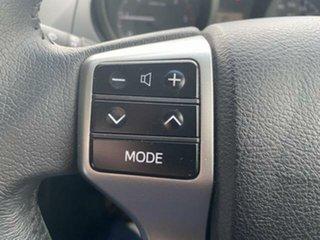 2017 Toyota Landcruiser Prado GDJ150R MY16 GXL (4x4) Silver Pearl 6 Speed Automatic Wagon