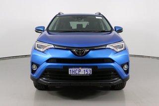 2016 Toyota RAV4 ASA44R MY16 Cruiser (4x4) Blue 6 Speed Automatic Wagon.