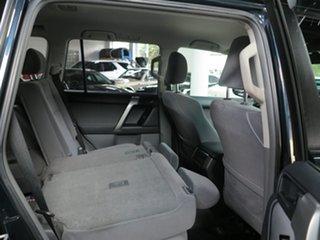 2012 Toyota Landcruiser Prado KDJ150R GXL Blue 6 Speed Manual Wagon