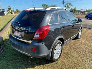 2015 Holden Captiva CG MY15 5 LT Black 6 Speed Sports Automatic Wagon