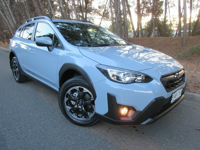 Demo Subaru XV G5X MY21 2.0i-L Lineartronic AWD Reynella, 2021 Subaru XV G5X MY21 2.0i-L Lineartronic AWD Cool Grey 7 Speed Constant Variable Wagon