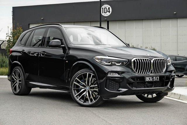 Used BMW X5 G05 xDrive40i Steptronic M Sport Essendon Fields, 2019 BMW X5 G05 xDrive40i Steptronic M Sport Black 8 Speed Sports Automatic Wagon