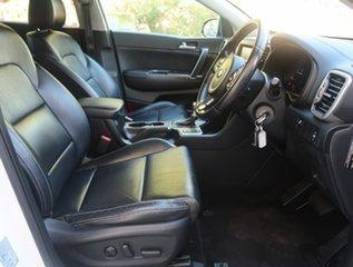 2015 Kia Sportage SL MY15 SLi AWD White 6 Speed Sports Automatic Wagon
