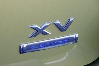 2020 Subaru XV MY21 Hybrid S AWD Plasma Yellow Continuous Variable Wagon