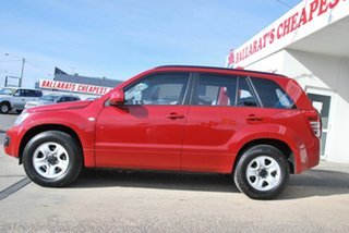 2013 Suzuki Grand Vitara JT MY13 Urban Navigator Red 4 Speed Automatic Wagon.