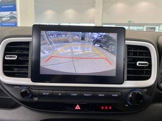 2021 Hyundai Venue QX.V3 MY21 Active Phantom Black 6 Speed Automatic Wagon