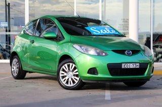 2008 Mazda 2 DE10Y1 Neo Green 4 Speed Automatic Hatchback.