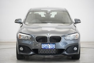 2016 BMW 1 Series F20 LCI 120i Steptronic M Sport Grey 8 Speed Sports Automatic Hatchback.