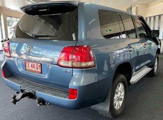 2011 Toyota Landcruiser VDJ200R MY10 GXL Blue 6 Speed Sports Automatic Wagon.