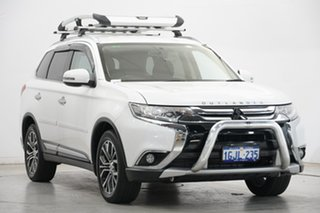 2017 Mitsubishi Outlander ZK MY17 LS 4WD Starlight 6 Speed Constant Variable Wagon