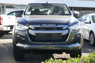 2021 Isuzu D-MAX RG MY21 SX Crew Cab Obsidian Grey 6 Speed Sports Automatic Utility