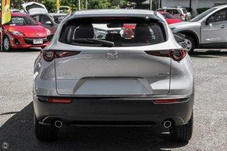 2021 Mazda CX-30 DM2W7A G20 SKYACTIV-Drive Touring Silver 6 Speed Sports Automatic Wagon.