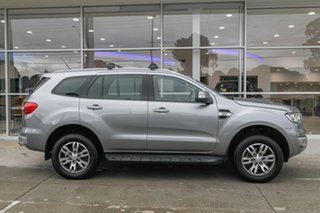 2017 Ford Everest UA Trend Silver 6 Speed Sports Automatic SUV.