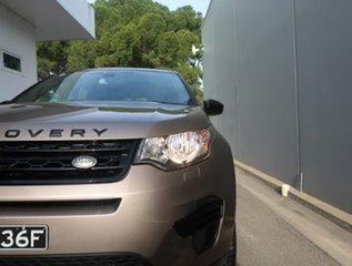 2016 Land Rover Discovery Sport L550 17MY HSE Brown 9 Speed Sports Automatic Wagon