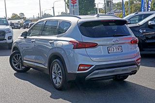 2018 Hyundai Santa Fe TM MY19 Elite Silver 8 Speed Sports Automatic Wagon.