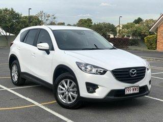 2016 Mazda CX-5 KE1032 Maxx SKYACTIV-Drive i-ACTIV AWD Sport White 6 Speed Sports Automatic Wagon.