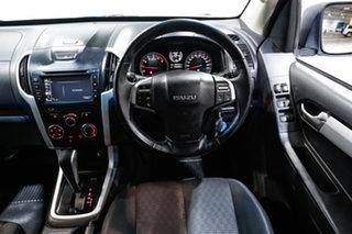2017 Isuzu D-MAX MY17 LS-M Crew Cab White 6 Speed Sports Automatic Utility