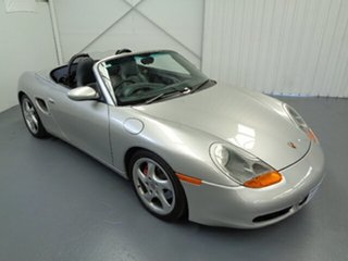 1999 Porsche Boxster 986 MY00 S Silver 5 Speed Sports Automatic Convertible.