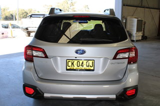 2017 Subaru Outback B6A MY17 2.5i CVT AWD Premium Silver 6 Speed Constant Variable Wagon