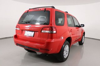 2011 Ford Escape ZD Red 4 Speed Automatic SUV