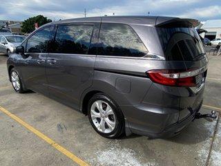 2016 Honda Odyssey RC MY16 VTi Grey 7 Speed Constant Variable Wagon.
