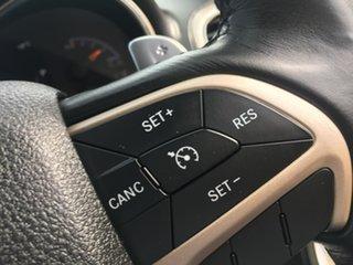2013 Jeep Grand Cherokee WK Laredo White Sports Automatic