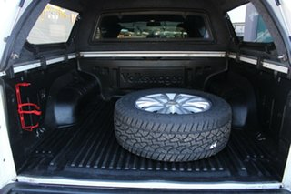 2011 Volkswagen Amarok 2H TDI400 Highline (4x4) White 6 Speed Manual Dual Cab Utility