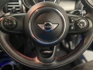 2018 Mini Hatch F55 Cooper S Deep Blue Metallic 6 Speed Sports Automatic Hatchback
